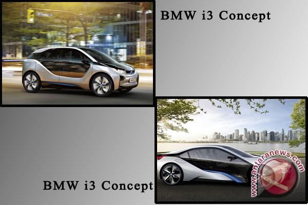 BMW  jual online i3 dan i8