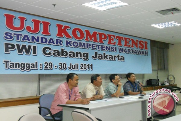 Indonesian competence test for newsmen attracts attention of Philippine journalists