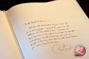 Kenali sifat dari tulisan tangan