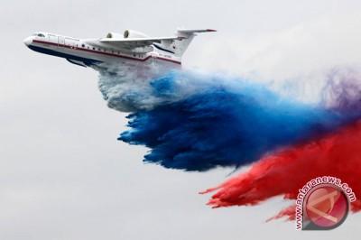 Dua jet tempur Rusia masuki zona udara AS