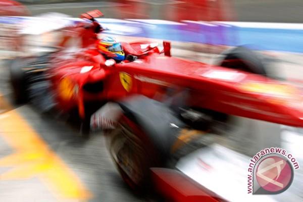 Hasil Grand Prix F1 Eropa