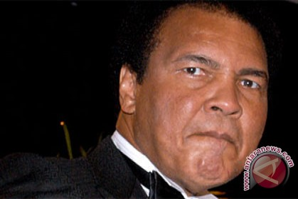 Medali Kemerdekaan AS untuk Mohammad Ali