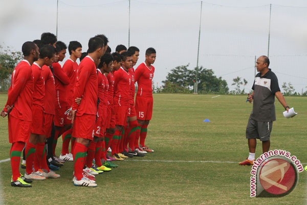 Timnas U-19 Indonesia Masuk Grup B
