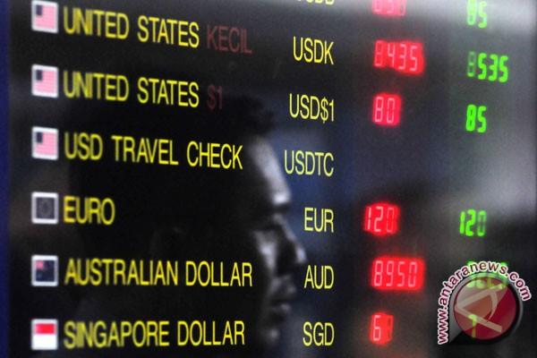 Rupiah tertekan ke posisi 9.463 per dolar AS