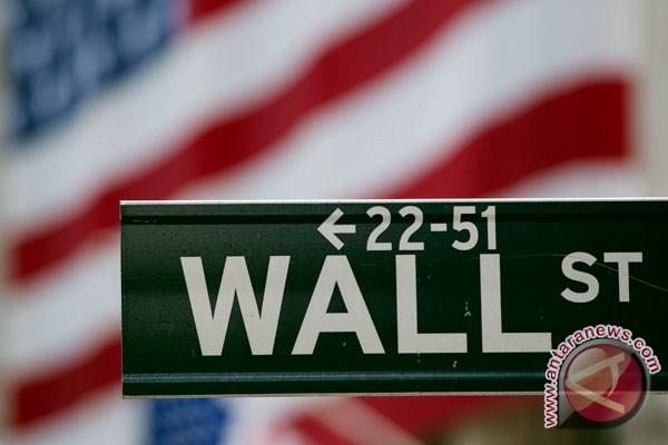 Wall Street melemah setelah ECB pertahankan kebijakan