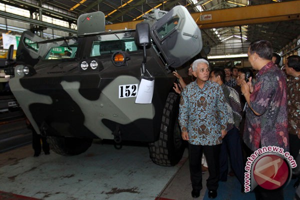 Indonesia bisa mandiri dalam komponen alat perang