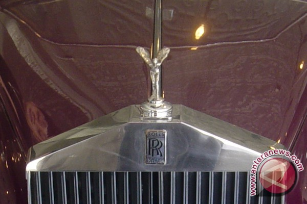 Rolls- Royce Antik Maharaja India Dilelang
