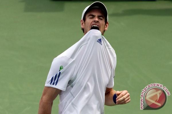 Murray dikalahkan Ferrer