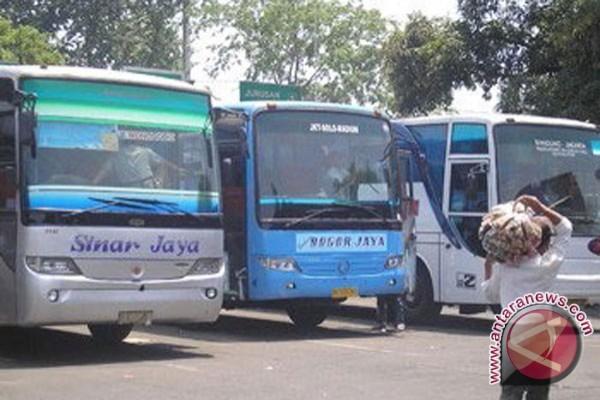10 persen bus angkutan Lebaran tak laik jalan