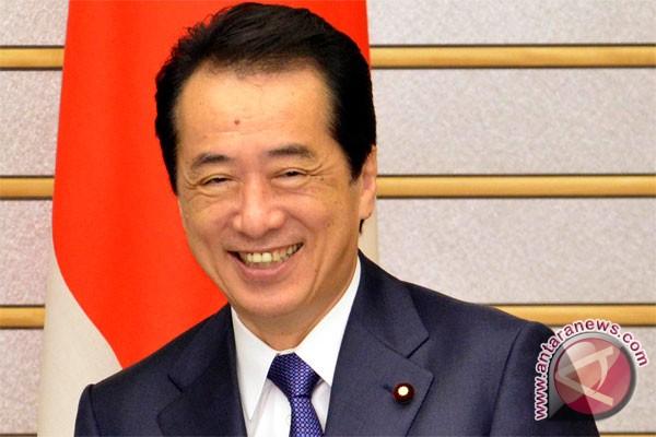 PM Jepang Naoto Kan mundur