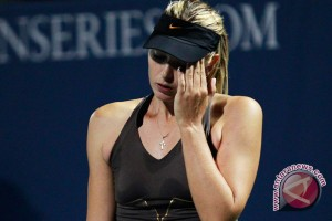 Sharapova disingkirkan petenis non-unggulan
