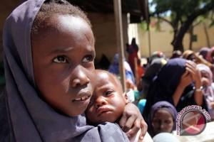 Hampir sejuta anak di Afrika kekurangan gizi akut
