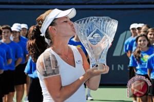 Radwanska juara di Singapura usai kalahkan Kvitova