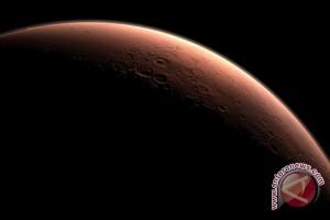 Ada air di Planet Mars