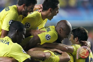 Villarreal lewatkan peluang lampaui Real Madrid
