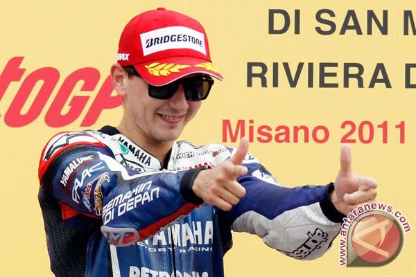 Lorenzo menolak tawaran Honda