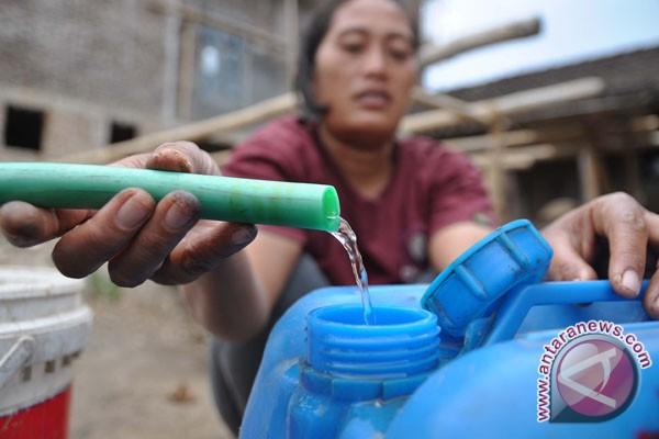 Warga Cilacap harapkan bantuan air bersih