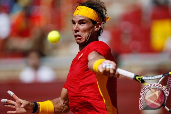 Nadal bertemu Ferrer di semi final Prancis Terbuka