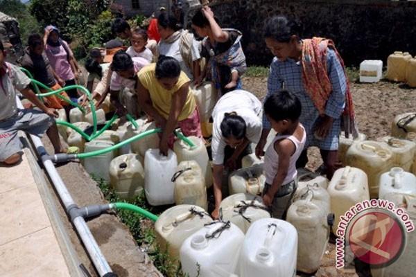 2.096 KK terancam kekurangan air bersih