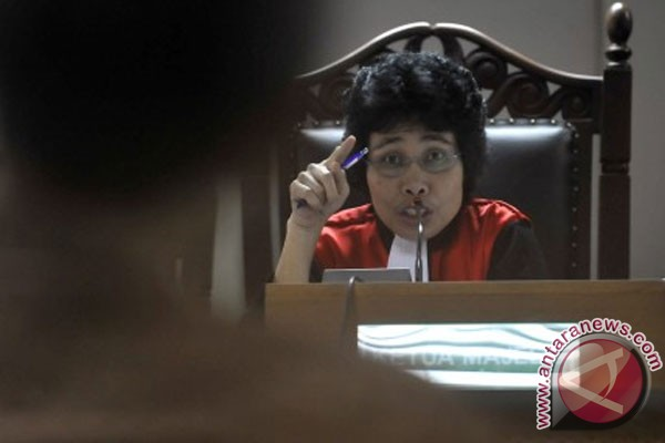 Senantiasa ditekan institusi, Hakim Nelson Sitanggang mundur