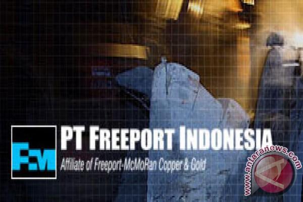 Puluhan pekerja Freeport tertimbun longsor