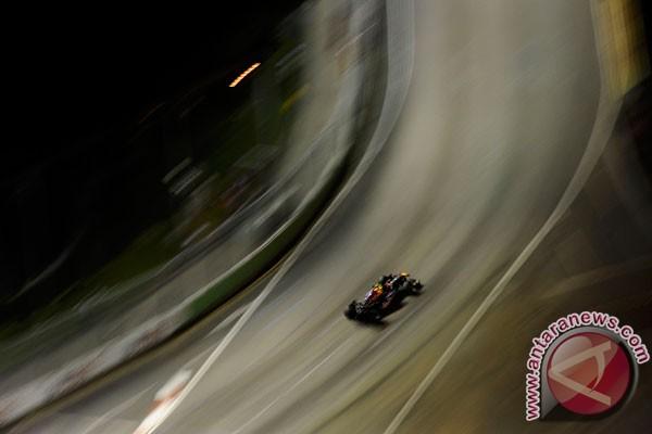 De villota kehilangan mata dalam kecelakaan uji F1