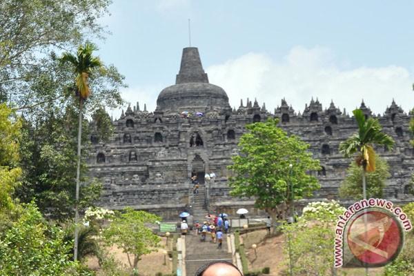 Ratusan anak diajak lebih mengenal Candi Borobudur