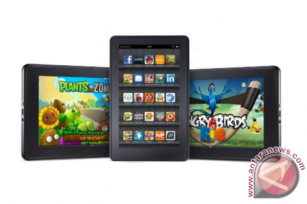 Amazon Kindle Fire tanpa aplikasi utama android