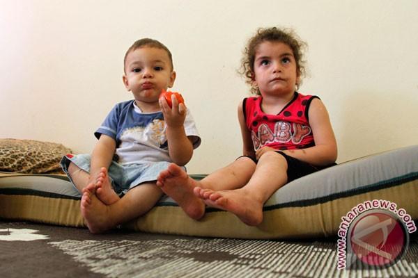 12 ribu rakyat Suriah mengungsi ke Aljazair
