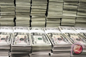 Dolar AS melonjak didukung ekspektasi kenaikan suku bunga