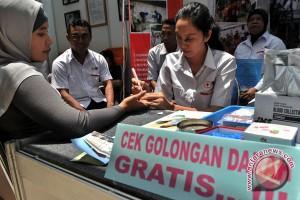 "Komunitas golongan darah langka ""kopi darat"" di Bandung"