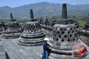 """Borobudur Art Vaganza"" angkat potensi kesenian tradisional"