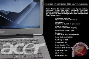 Acer siapkan tablet murah meriah