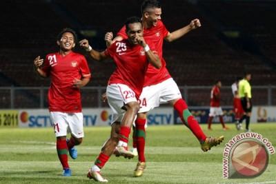 Timnas Indonesia cukur Timor Leste 5-0