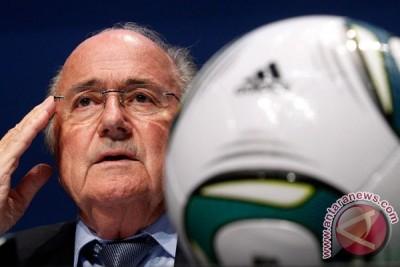 Blatter akui skandal korupsi permalukan dan hinakan sepak bola