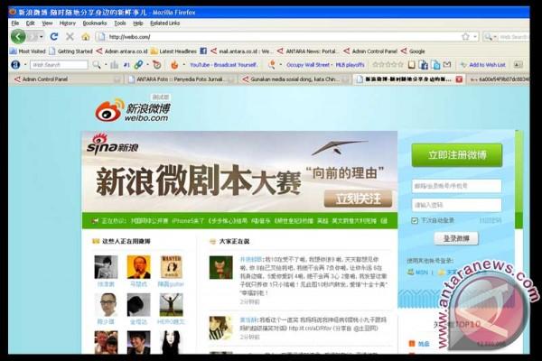 Twitter ala China mulai terapkan tarif