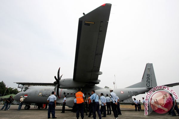 Skadron CN295 akan perkuat jajaran TNI AU