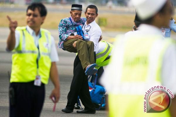 Empat calon haji Embarkasi Surakarta batal berangkat