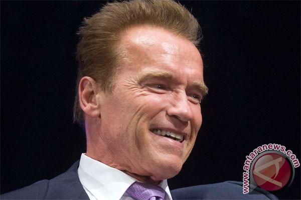 Stallone dan Schwarzenegger ramaikan