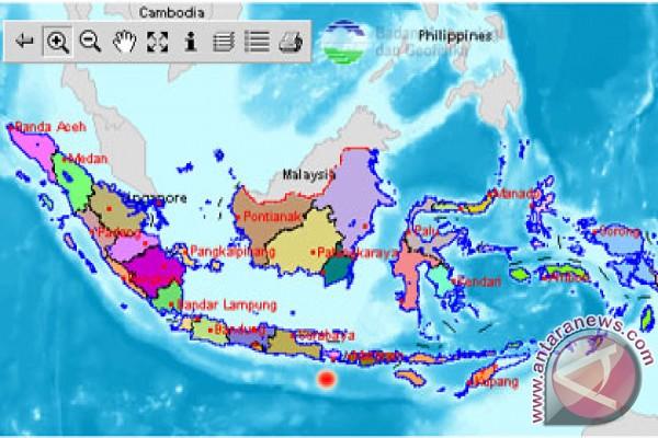 Bali diguncang gempa 4,7 SR