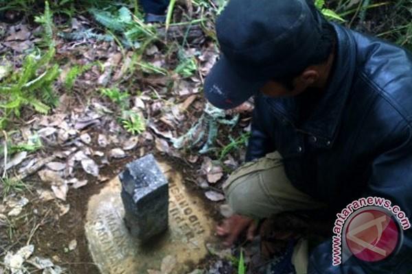 Patok perbatasan negara di Nunukan hilang