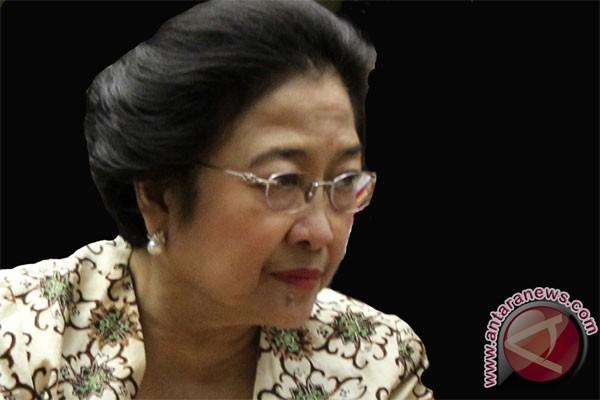Megawati jawab figur pemimpin nasional