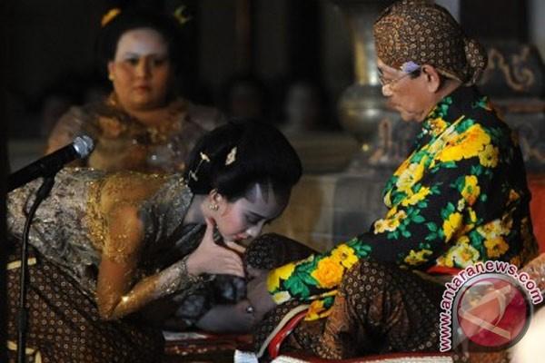 Pernikahan nan agung Yogyakarta untuk rakyat
