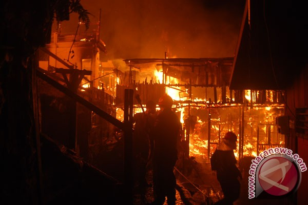 Dua korban jiwa kebakaran di Kabupaten Banjar
