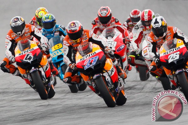 Kalender MotoGP 2013