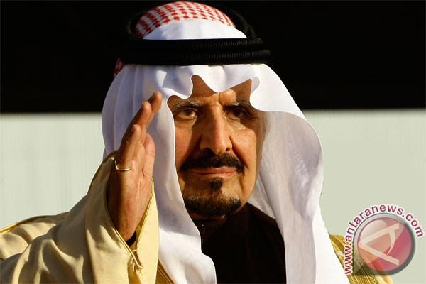 Putra Mahkota Arab Saudi meninggal