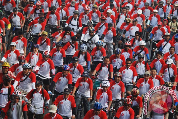 ISSI garap komunitas sepeda