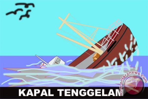 Kapal feri tenggelam di Selat Sunda