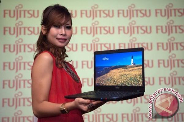 Fujitsu kenalkan laptop super tipis dan ringan