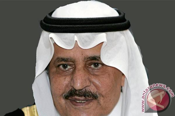 Pangeran Nayef, calon pewaris Arab Saudi, wafat
